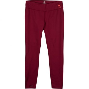 Burton Women's Expedition Base Layer Pant 2017/ Sangria