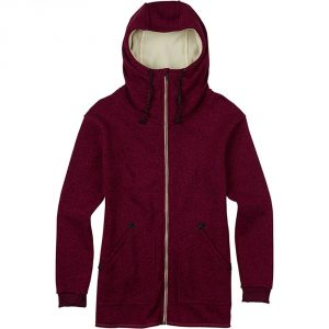 Burton Minxy Fleece 2017/ Sangria Heather