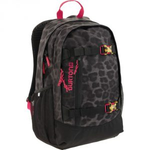 Burton Women's Day Hiker 23L Pack W 16/ Queen La Cheetah