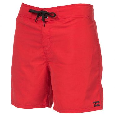 Billabong All Day Shortcut Boardshorts 17 2016/ Bright Red