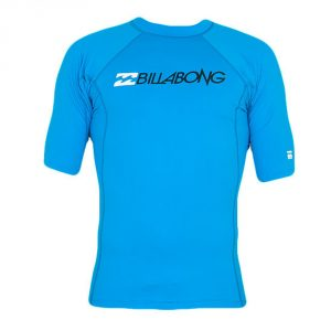 Billabong All Day Short Sleeve 2013/ Royal Blue