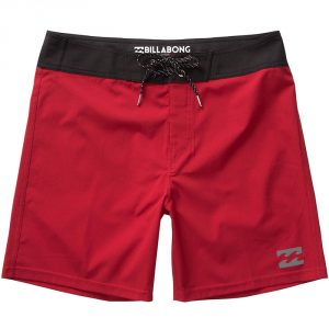Billabong All Day X Short 17 Boardshorts 2016/ Dark Red