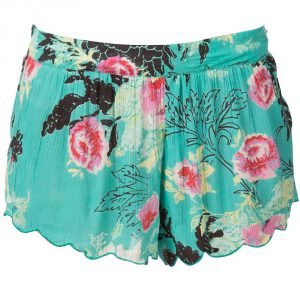 Billabong Beyond Sunrise Crinkle Shorts 2016/ Jade