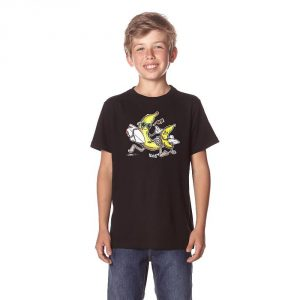 Billabong Go Bananas T-Shirt Boys 2014/ Black