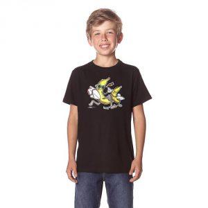 Billabong Go Bananas T-Shirt Boys 2014/ Black