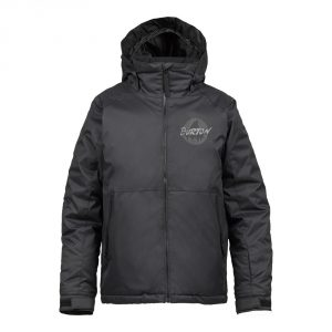 Boys' Amped Jacket 2014/ True Black
