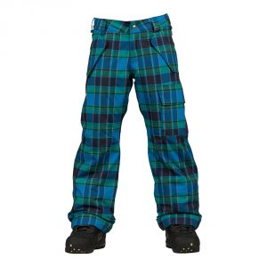 Cyclops Pant 2014/ Blue-Ray Switch Plaid