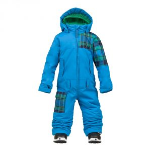 Mini Shred Boys' Striker One Piece 2014/ Blue-Ray