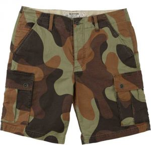 Burton Cargo Short SS 2015/ Mountain Camo