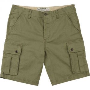 Burton Cargo Short SS 2015/ Dusty Green