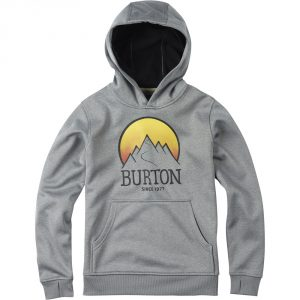 Burton Boys Crown Bonded Pullover FW 2015/ Monument Heather