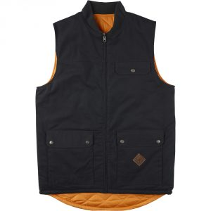 Analog Divest Vest FW 2015/ True Black