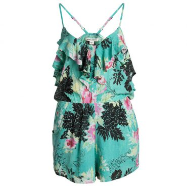 Billabong Dream Escape Romper 2016/ Jade