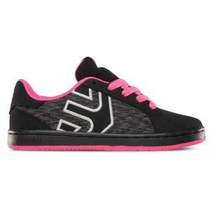 Etnies Fader LS Kids SS 16/ Black/ Pink