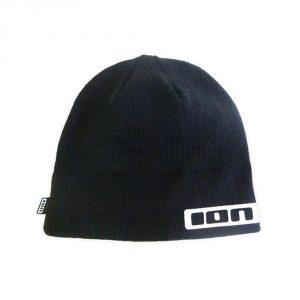 Ion Beanie Logo/ Black