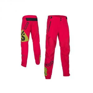 Ion Pants Sabotage / Crimson Red
