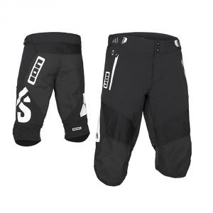 Ion Bike Shorts Sabotage / Black