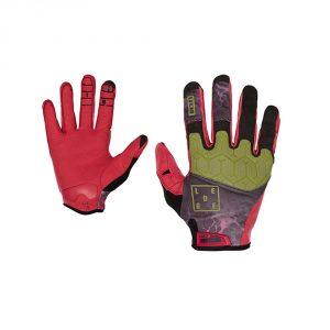Ion Ledge Gloves/ Crimson Red