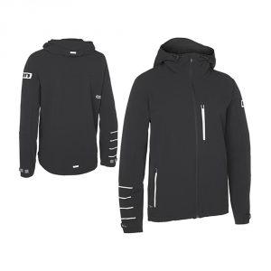 Ion Softshell Jacket Carve/ Black