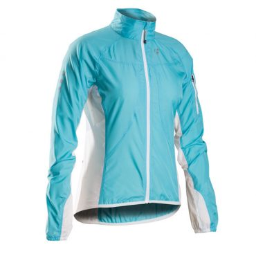 Bontrager Jacket Race Windshell Women`s/ Maui Blue