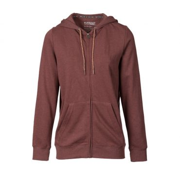 Element Lunar Zip Hoodie 2016/ Tango Red