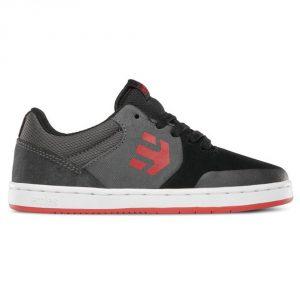 Etnies Marana Kids SS 16/ Black/ Dark Grey/ Red