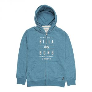 Billabong Mast Boys Zip Hood SS 16 / Royal
