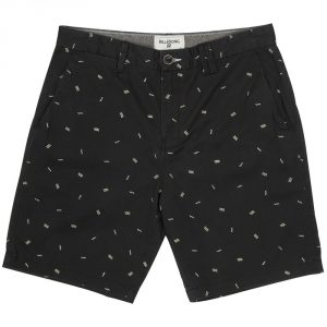 Billabong New Order Print Shorts 2016/ Black
