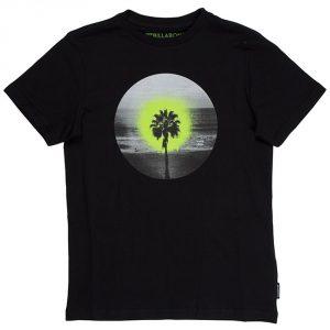 Billabong Nucleus Boys T-Shirt SS 16 / Black