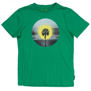 Billabong Nucleus Boys T-Shirt SS 16 / Green