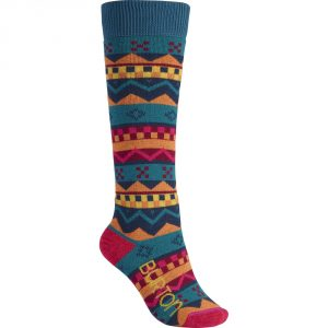 Burton Women's Party Sock 2015/ Geo-Fair