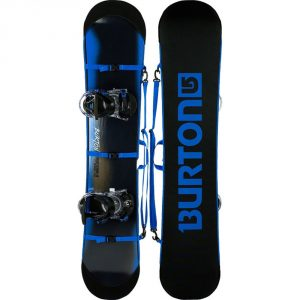 Burton Men`s Ready To Ride Snowboard Package 2017