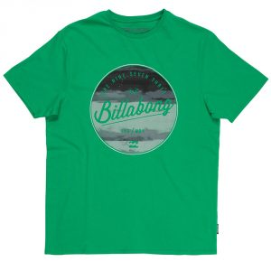 Billabong Rounder T-shirt 2016/ Green