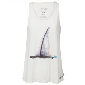 Element Sailing Boat Tank Top 2016/ Ivory