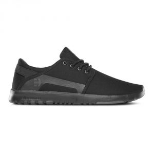Etnies Scout Kids SS 16 / Black / Grey / Black