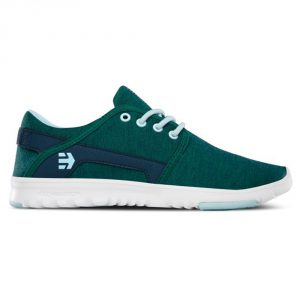 Etnies Scout Womens SS 16 / Green / Heather