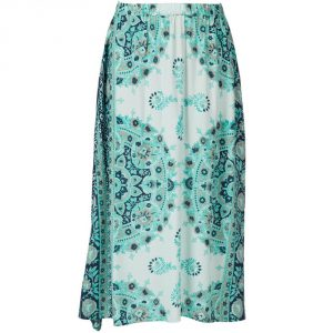 Billabong Silver Bloom Skirt 2016/ Washed Jade
