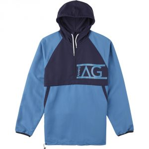 Analog Stashed Packable FW 2015/ Glacier Blue
