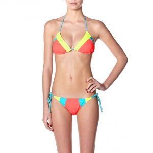 Billabong Swelter Basic Swimwear 2014/ Neon Coral