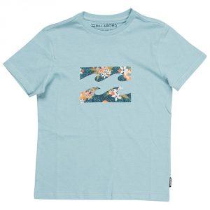 Billabong Team Wave Boys T-Shirt SS 16 / Dark Haze