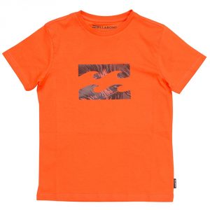 Billabong Team Wave Boys T-Shirt SS 16 / Flame