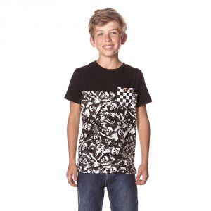 Billabong Tommy Tee Boys 2014/ Black