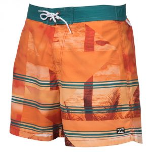 Billabong Utopia Layback 16 Boardshorts 2016/ Orange