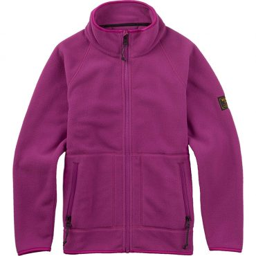 Burton Kids Spark Full-Zip Fleece 2017/ Grapeseed