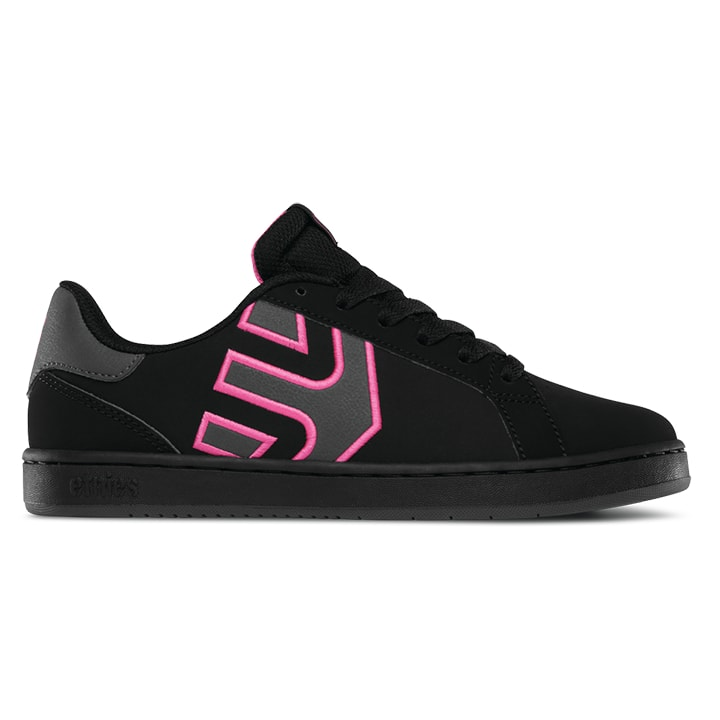 Etnies Fader LS Womens W 17/ Black/ Dark Grey