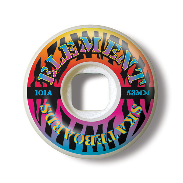 Element Safari Park 54MM Wheels 2017
