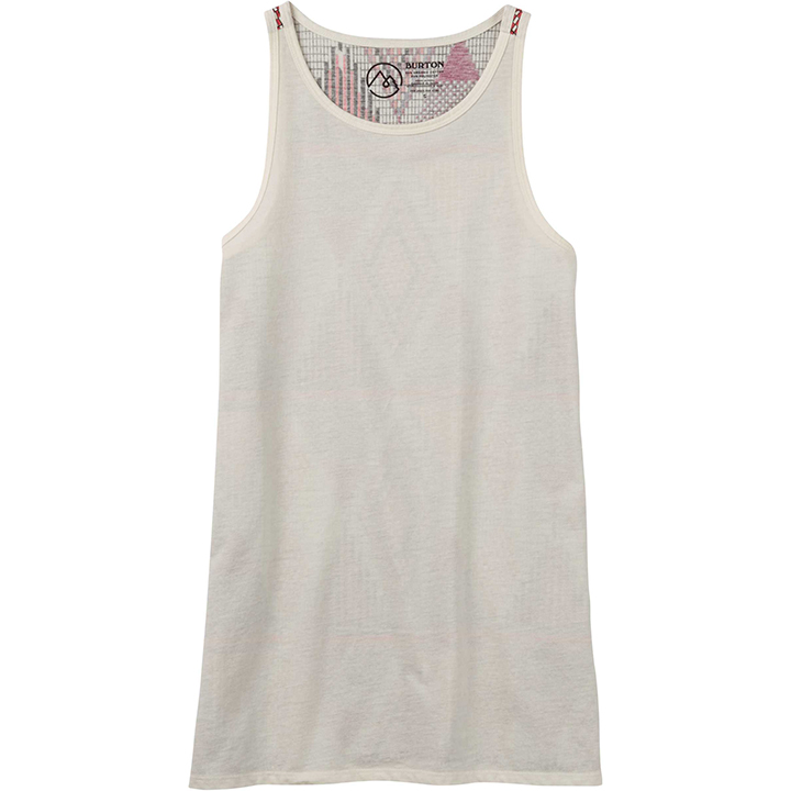 Burton Carta Tank SS17/ Canvas Heather