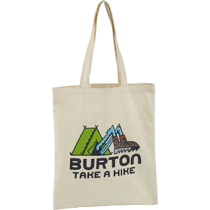 Burton Simple Tote Bag SS17/ Canvas Take A Hike