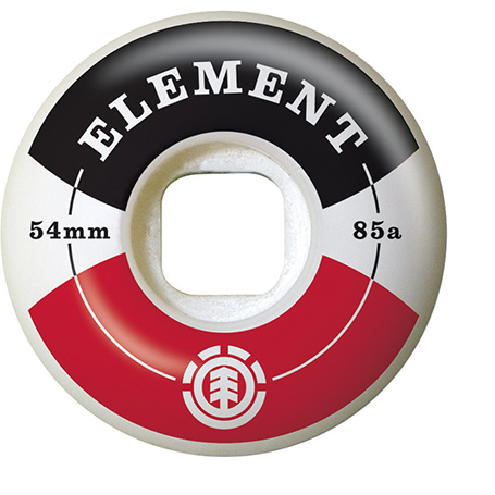 Element Filmer 54MM Wheels SS17