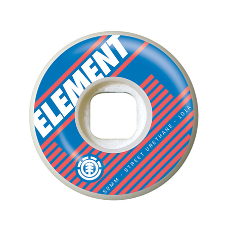 Element Athletic 52MM Street Wheels SS17